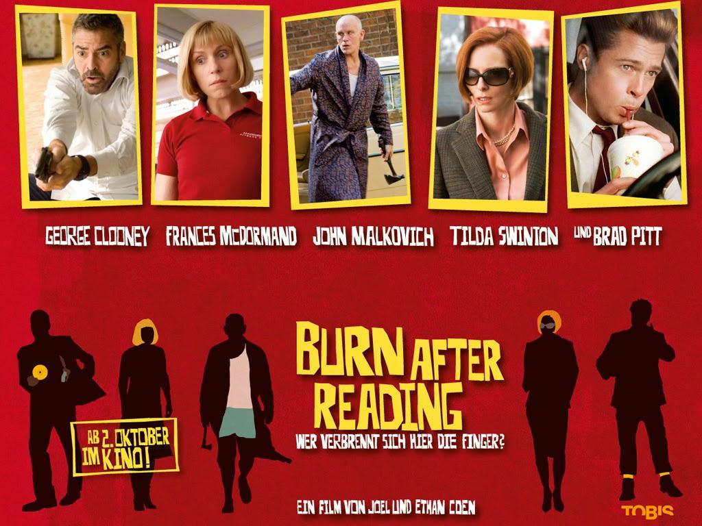 Free download bluray 1080p 720p movie google drive Burn After Reading, USA, 2008, Ethan Coen, Comedy, Crime, Drama, Brad Pitt, Frances McDormand, George Clooney