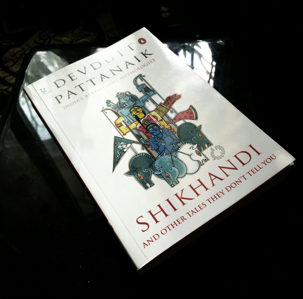 Review: Shikhandi And Other Tales They Don't Tell You By Devdutt Pattanaik