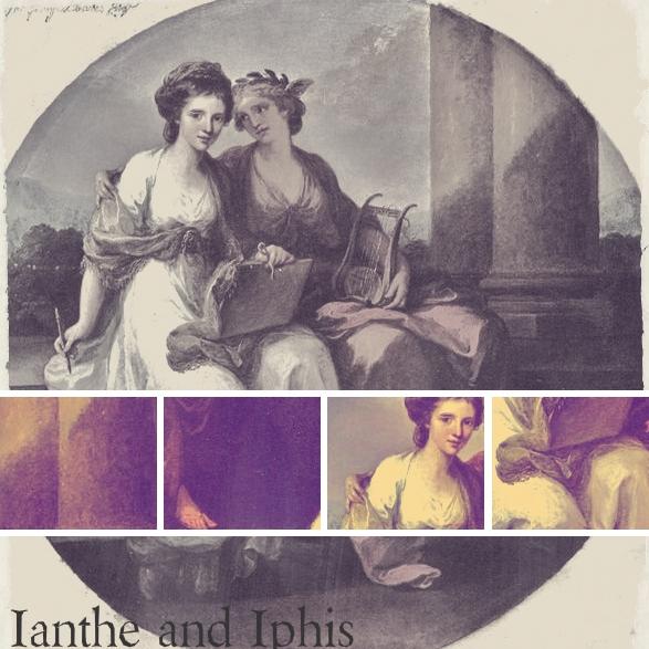 Legend Of Iphis, Ianthe And Kunwar