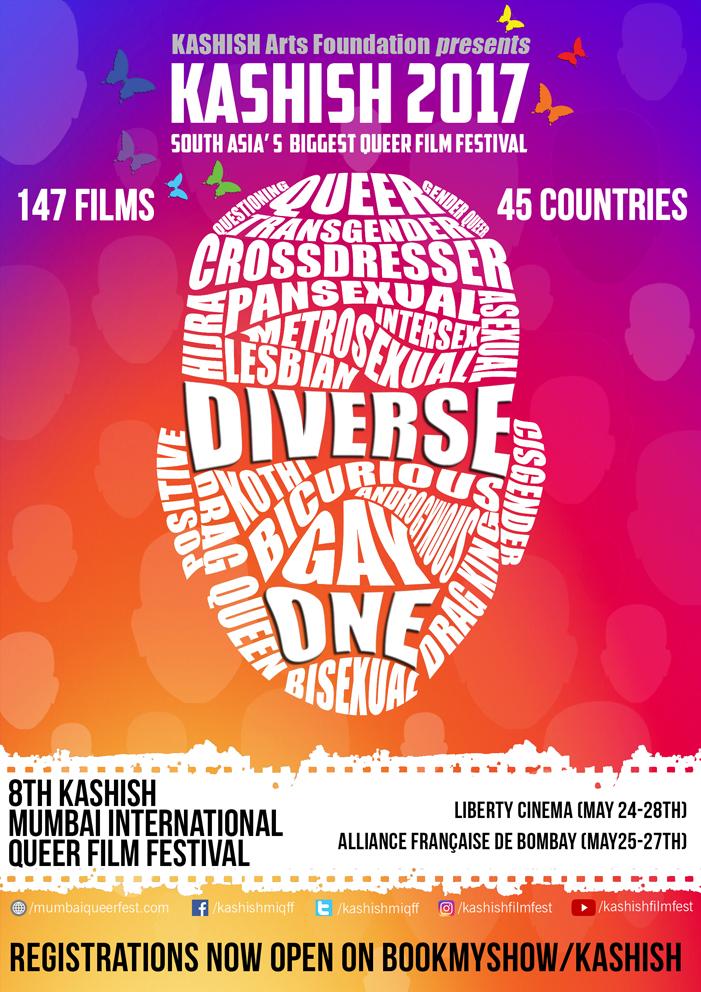 Online Registrations Now Open For 8th Kashish International Queer Film Festival