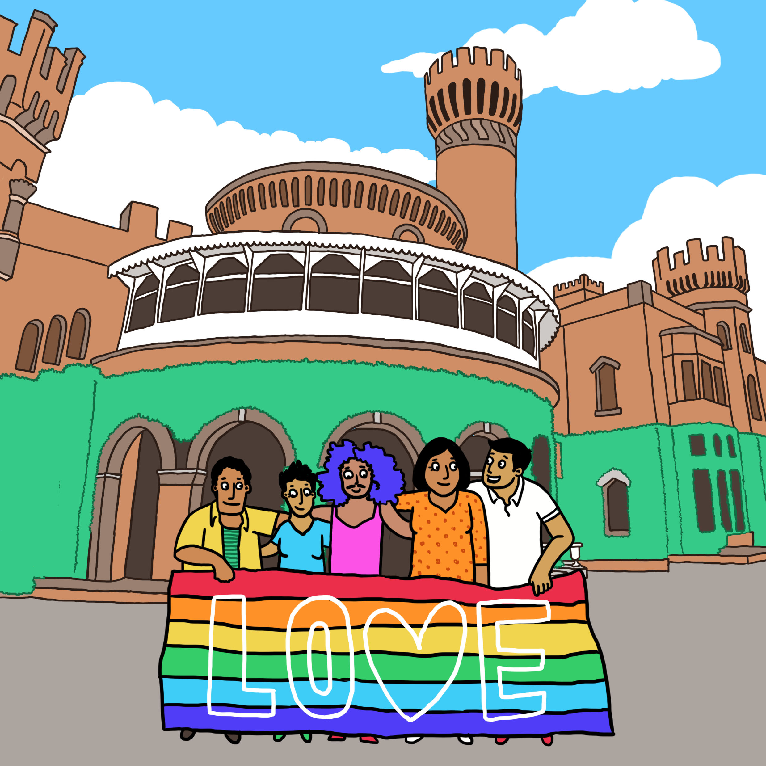 Queering Up 8 Popular Indian Monuments