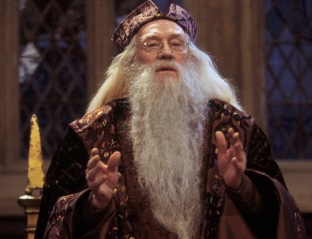 The Invisibility of Albus Dumbledore