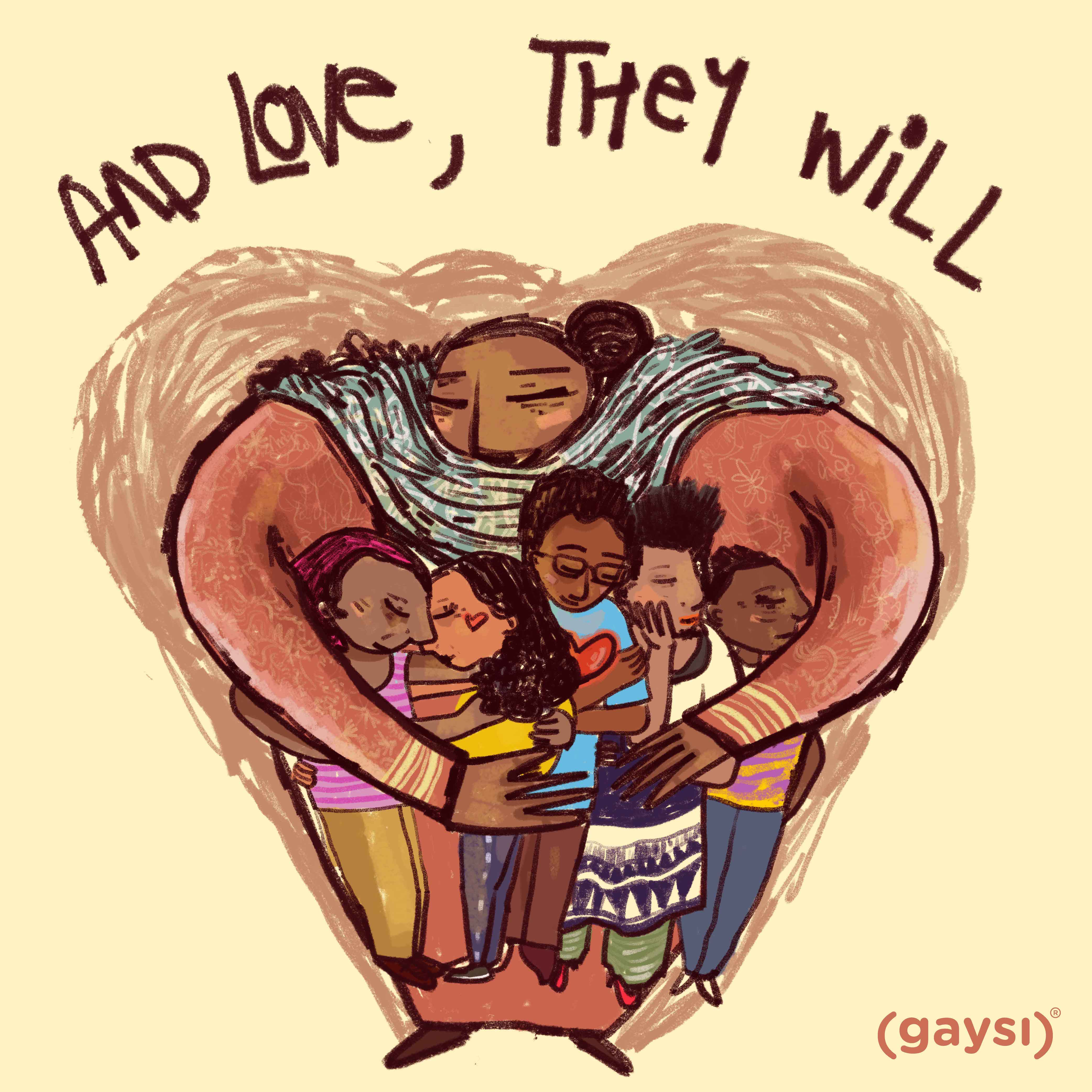 Poem: And Love, They Will