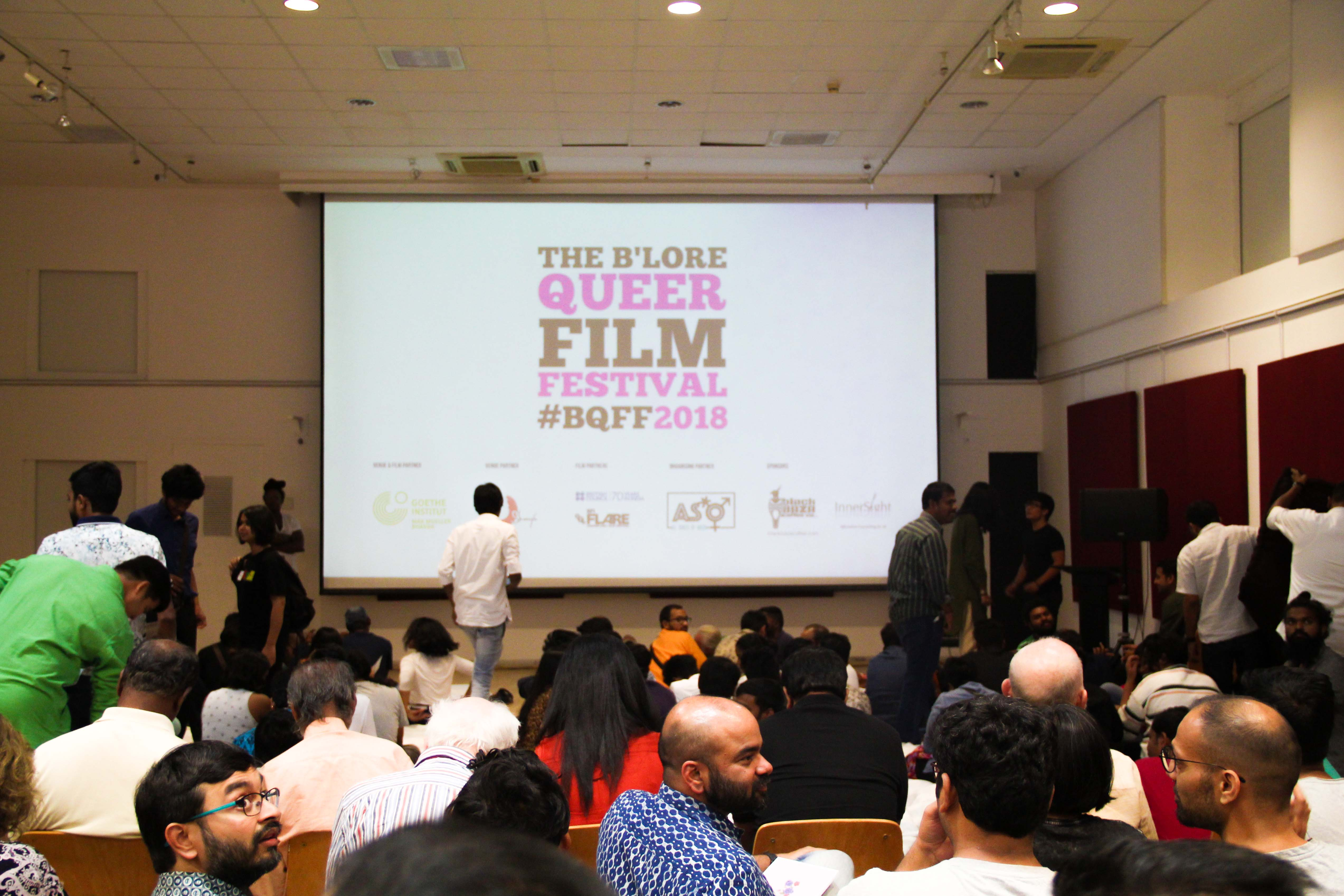 The 9th Bangalore Queer Film Festival : A Celebration Of Cinema And Sentiments
