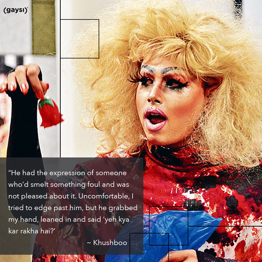 Transphobia When In Drag: Narrative Experiences
