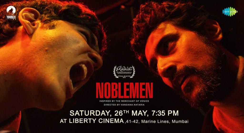 Film Review: Noblemen By Vandana Kataria