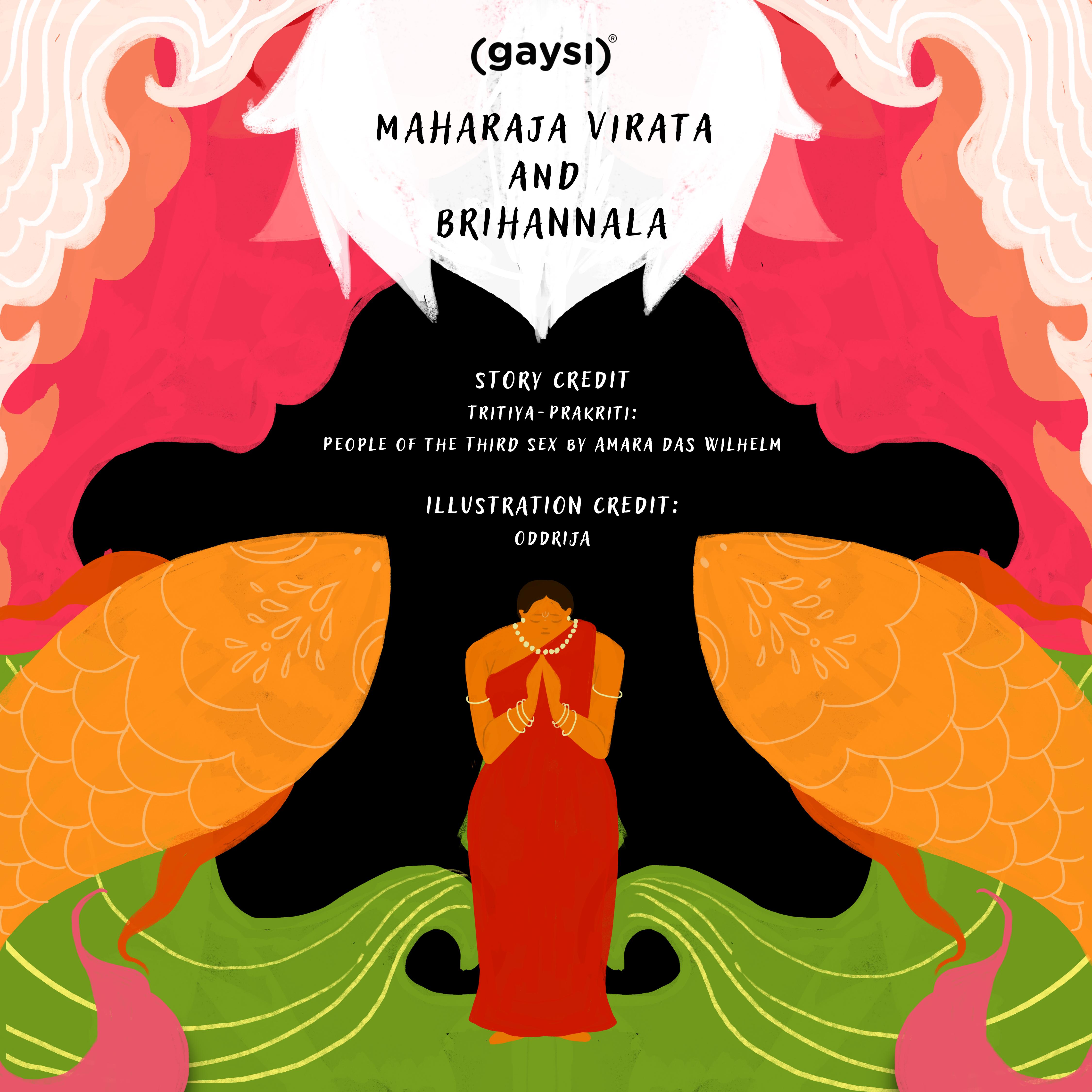 Queer Mythology: Maharaja Virata And Brihannala