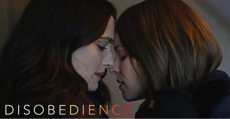 Film Review: Disobedience By Sebastian Lelio