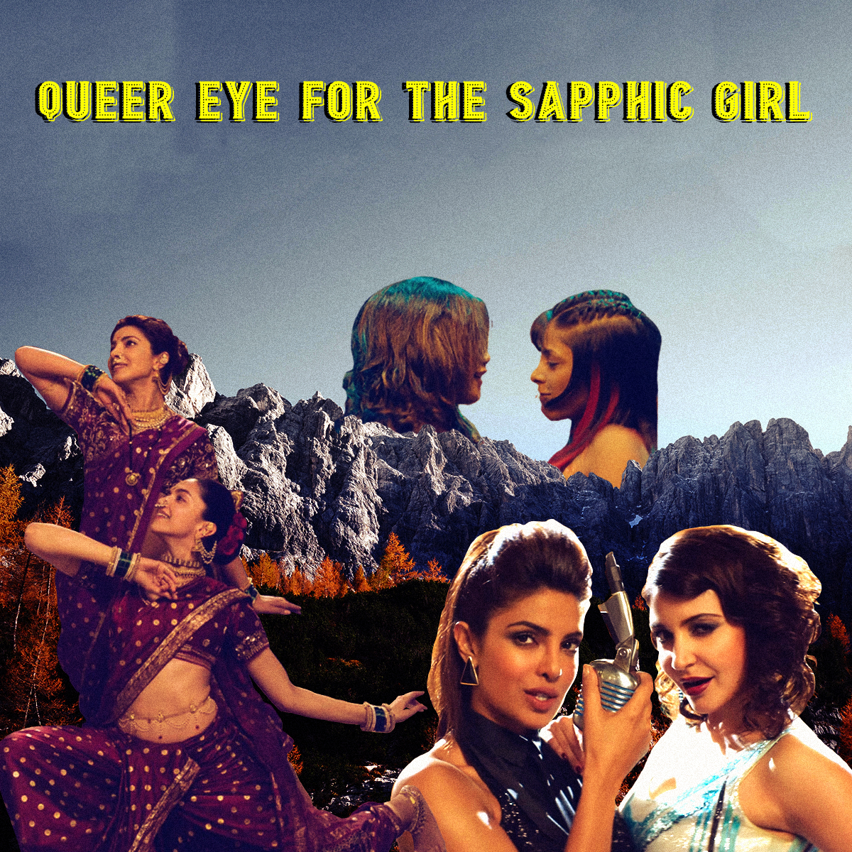 Queer Eye For The Sapphic Girl: Lesbian Subtext In Bollywood