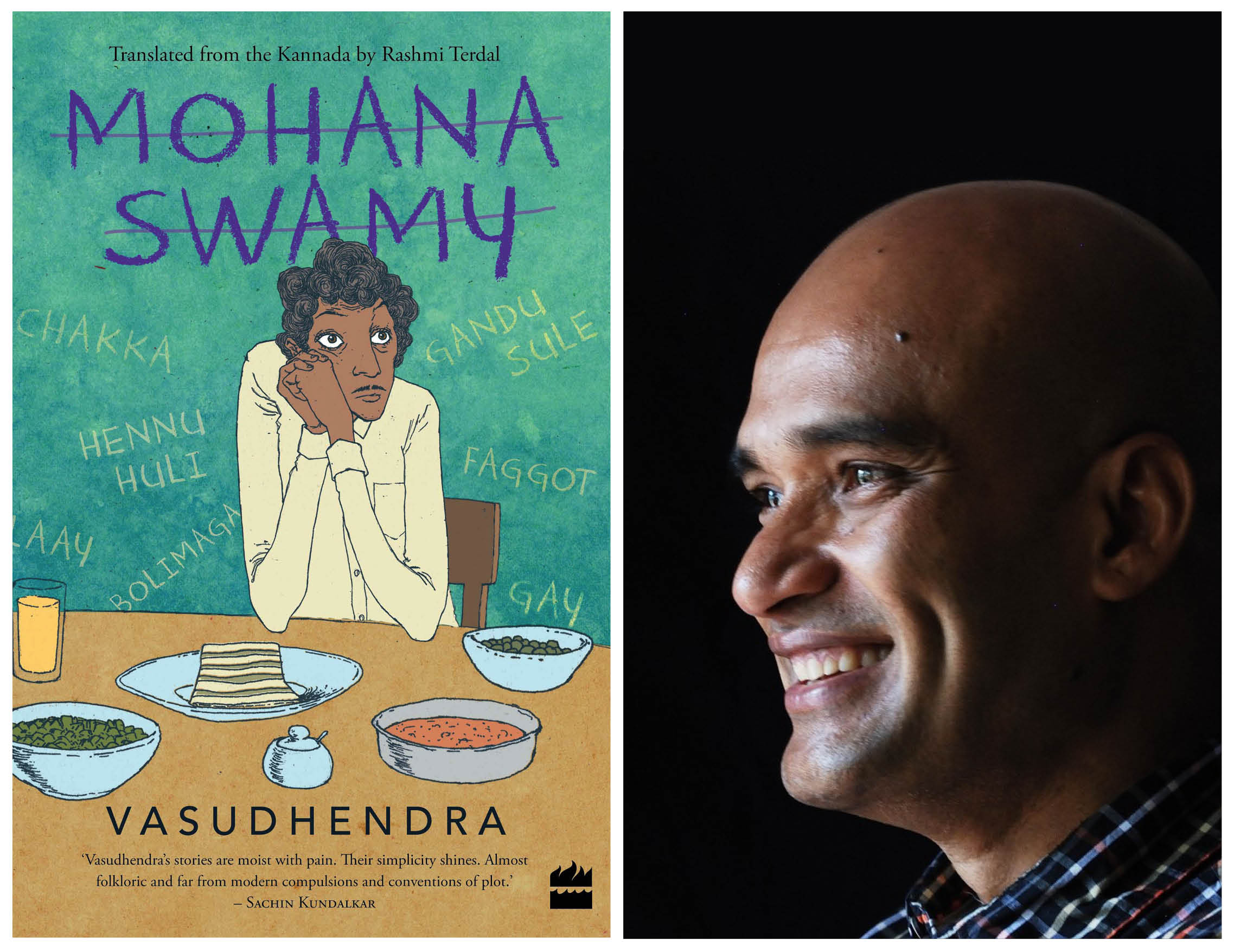 Book Review: Mohanaswamy By Vasudhendra