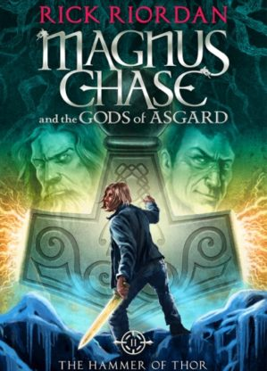 A Study In Non-Binary Characters In YA: Alex Fierro from Magnus Chase And The Gods of Asgard.
