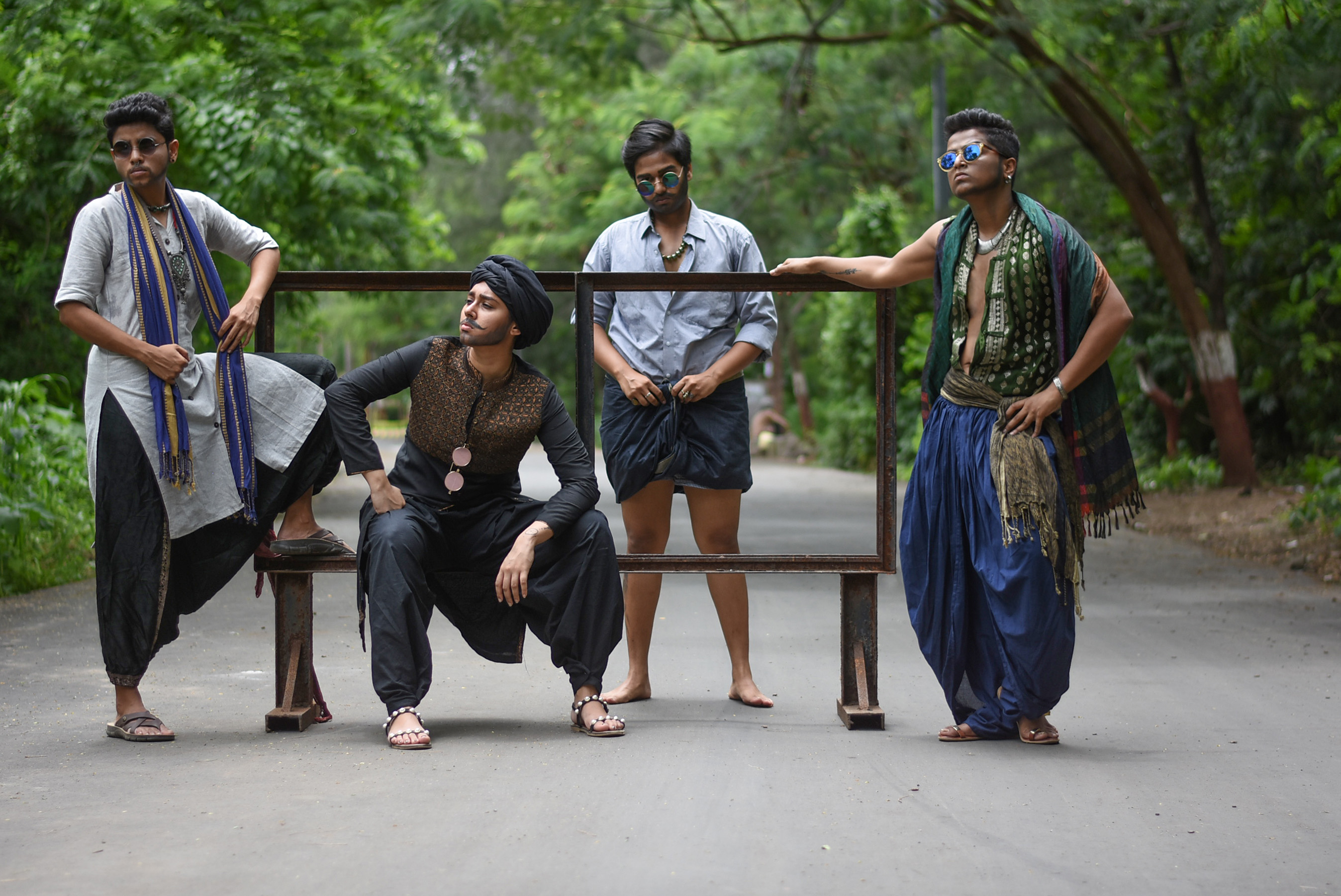 The Kings of Queer India