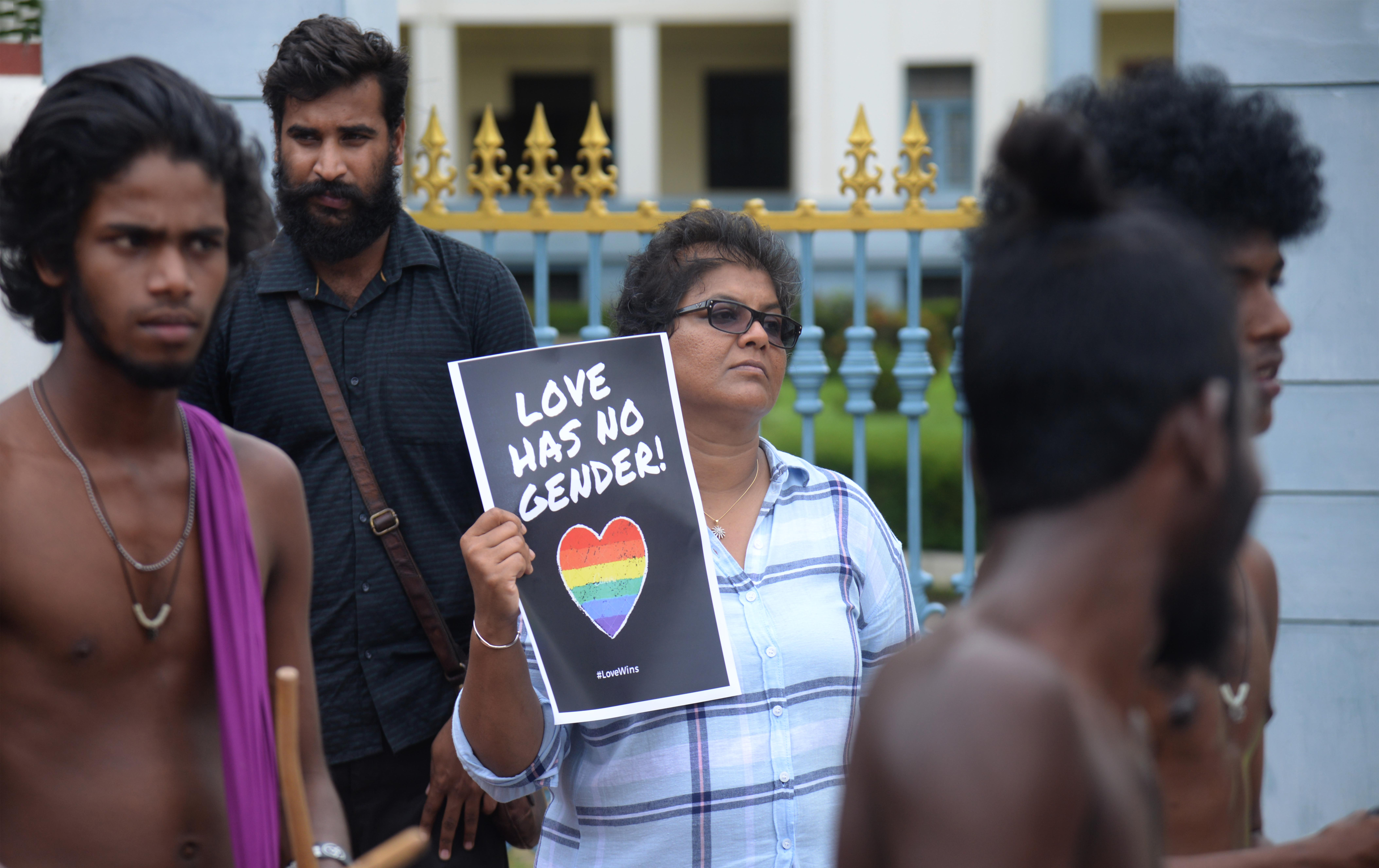 12 Heartwarming Photos From The 3rd Edition Of Manaveeyam Queer Festival In Kerala