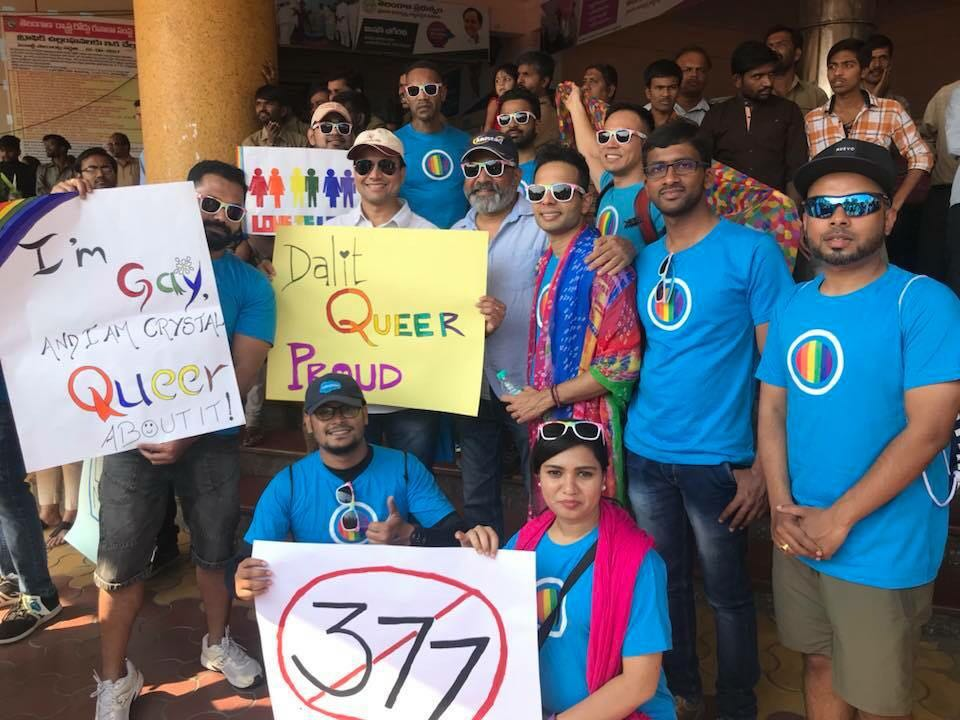 Caste My Labels Away: The Battle For Caste Oppressed Queer Individuals.
