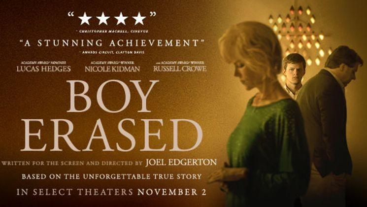 Film Review: Boy Erased By Joel Edgerton