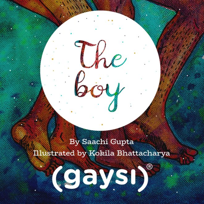 Graphic Story: The Boy
