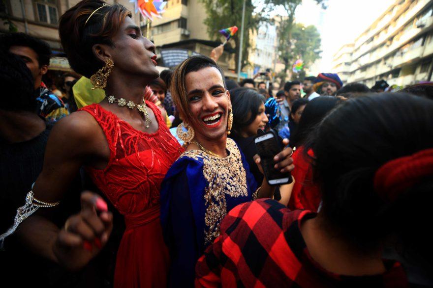 Walking The Mumbai Pride March 2019
