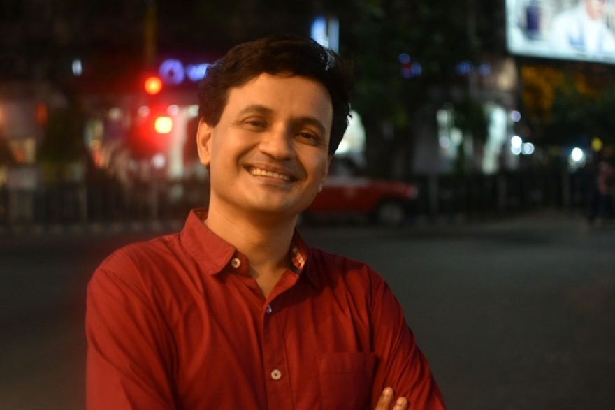 Interview With Author Saikat Majumdar On His New Book, The Scent Of God.