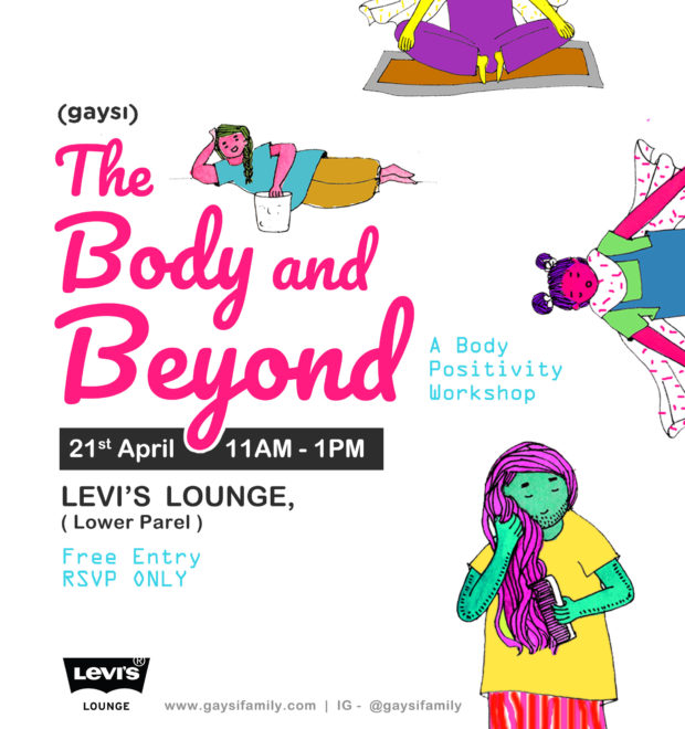 The Body And Beyond – A Body Positivity Workshop
