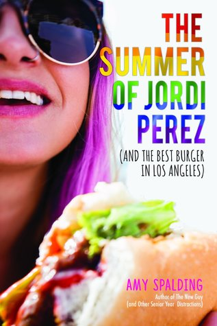 Book Review: The Summer of Jordi Perez (And the Best Burger in Los Angeles)