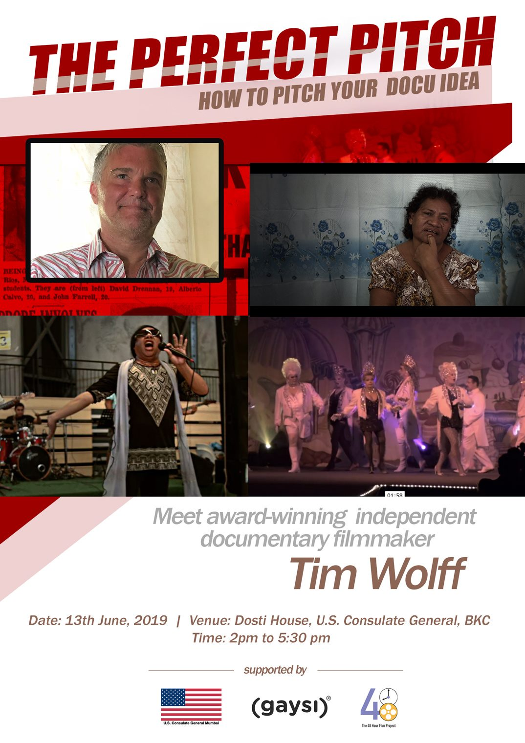 The Perfect Pitch With Tim Wolff