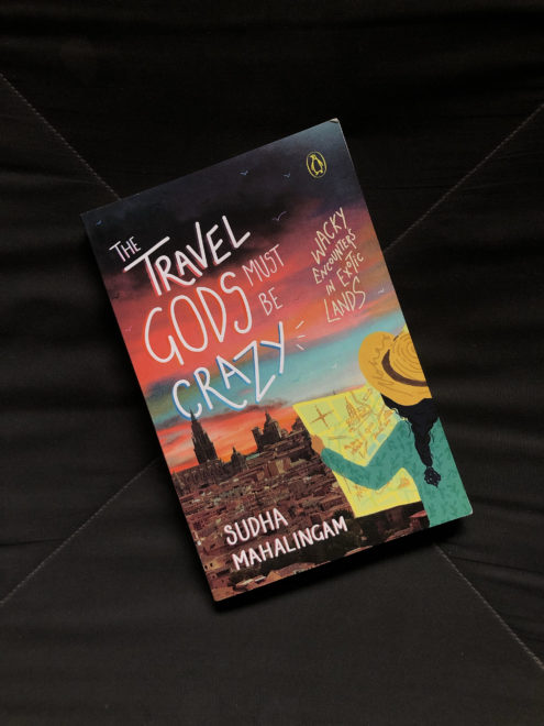 """5 Reasons Why """"The Travel Gods Must Be Crazy"""" Should Be Your Next Bookish Adventure"""