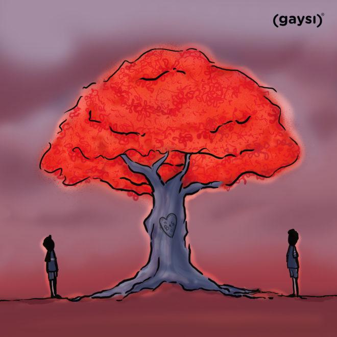 Poem: Gulmohar Tree