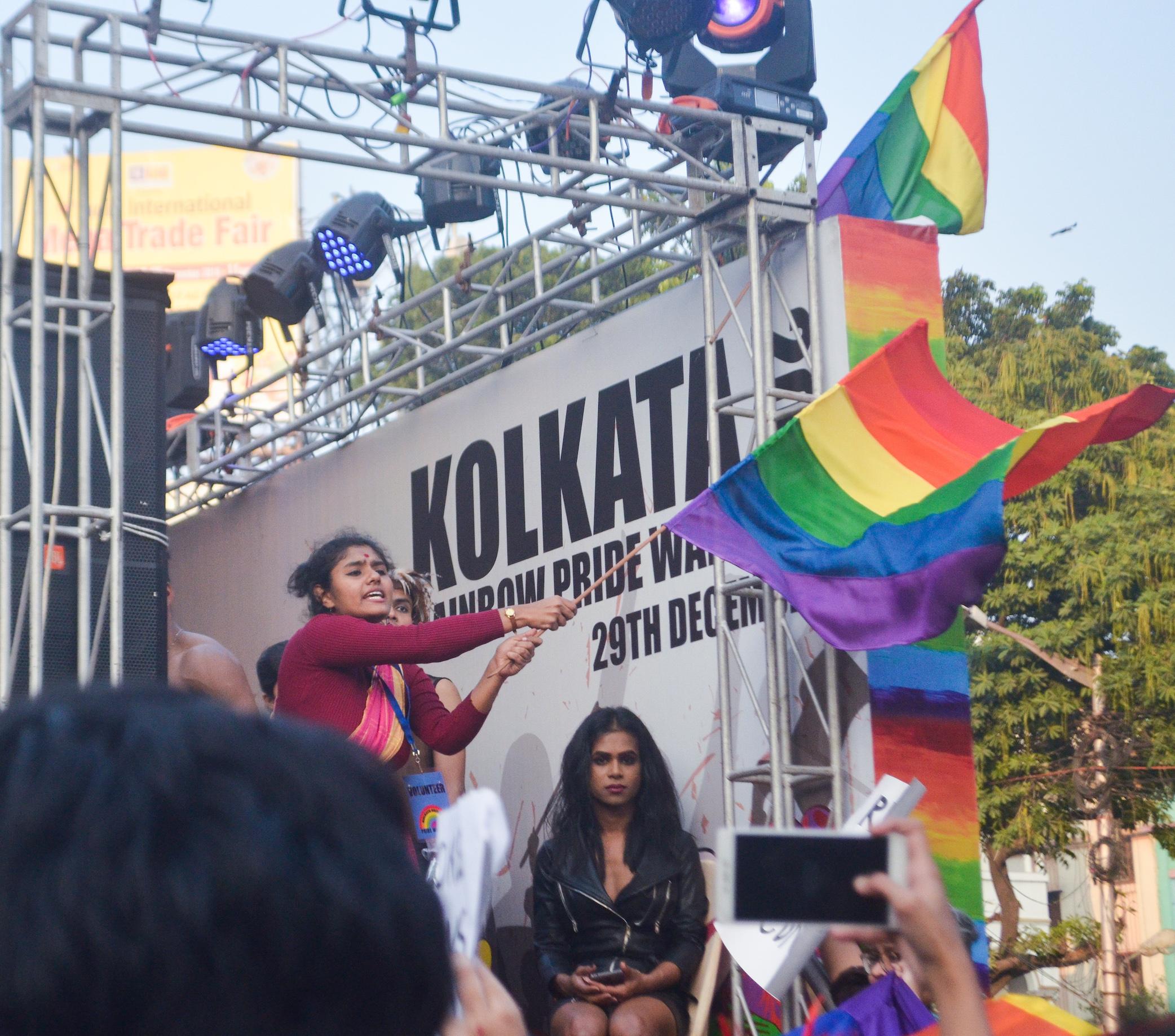 Kolkata Pride 2019: Rainbow Over The City Of Joy