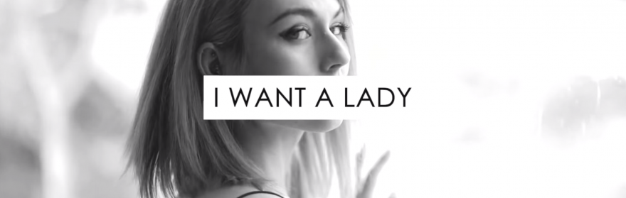 """Interview: French Musician Pauline Mancini On Her Newest Single, """"I Want A Lady""""."""
