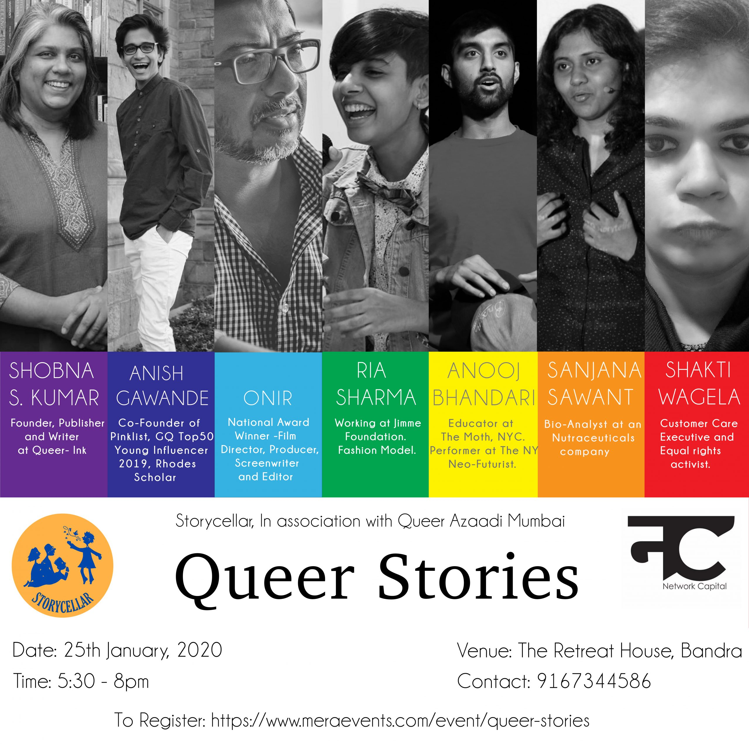 Queer Stories By Storycellar