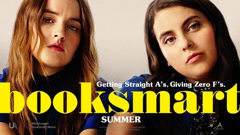 """Film Review: """"Booksmart"""" By   Olivia Wild"""