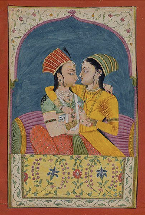 Documenting Queerness of Premodern India: A Conversation With Vinit Vyas