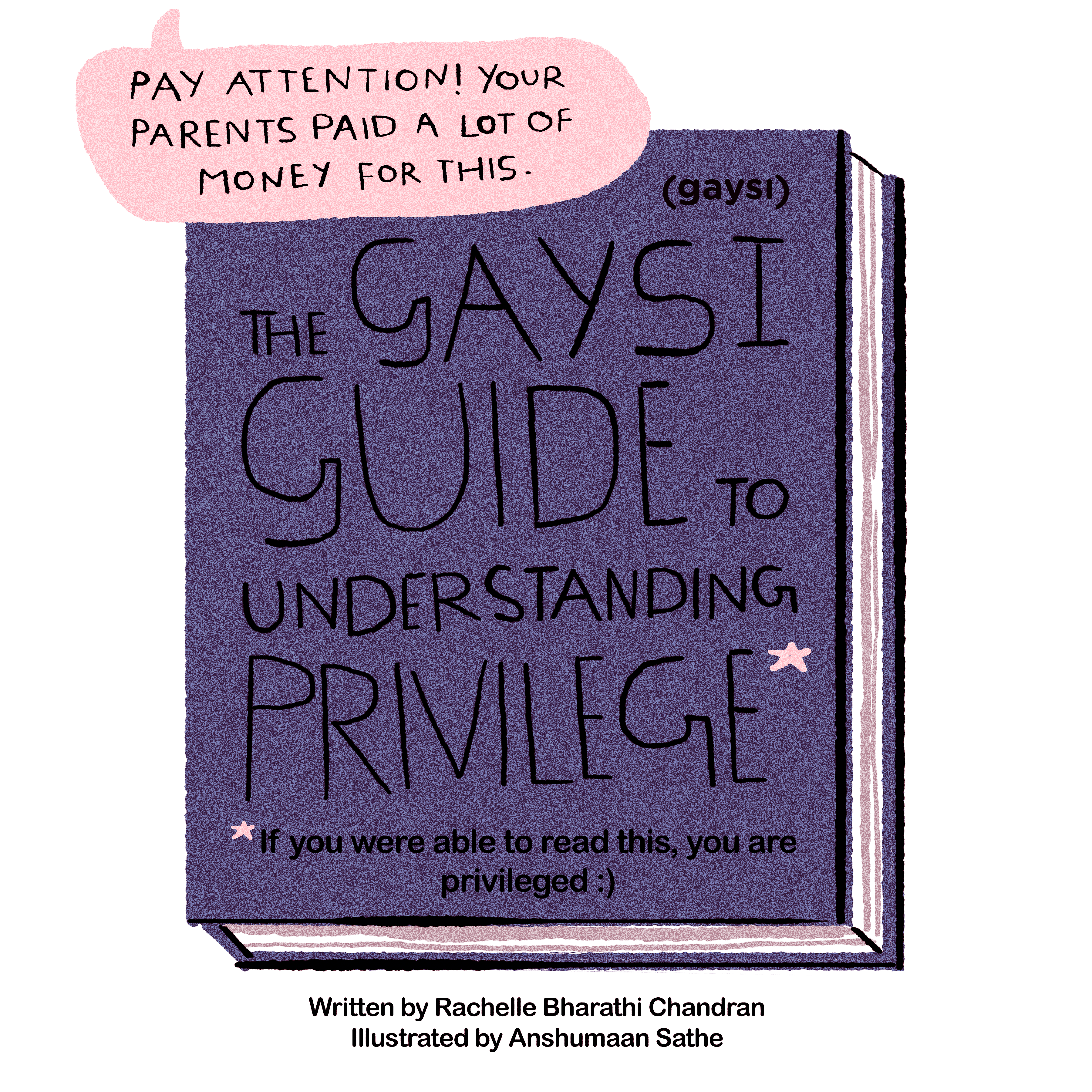 The Gaysi Guide To Understanding Privilege