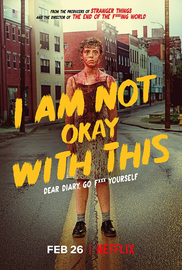 """Series Review: """"I Am Not Okay With This"""" By Jonathan Entwistle"""