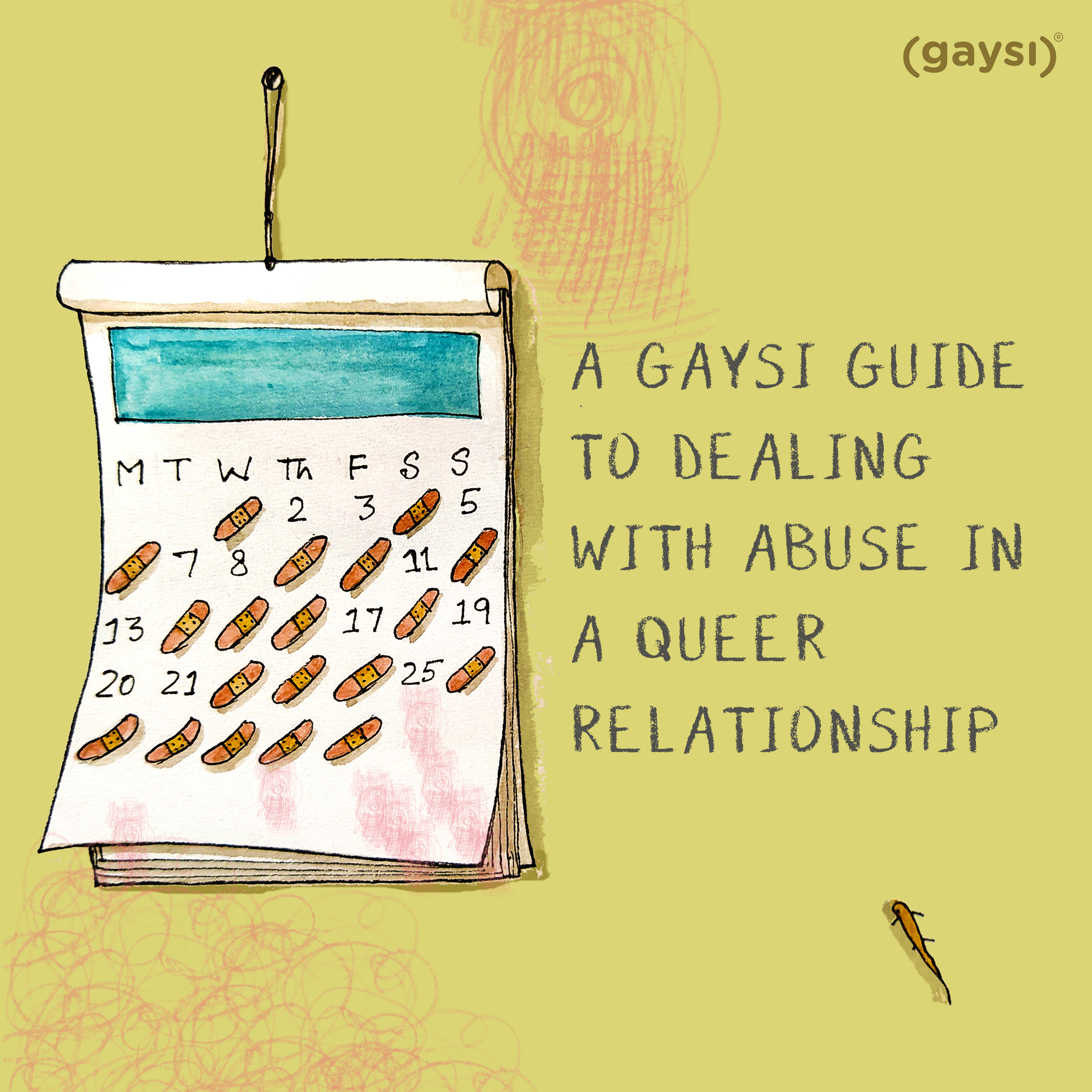 A Gaysi Guide To Dealing With Abuse In A Queer Relationship