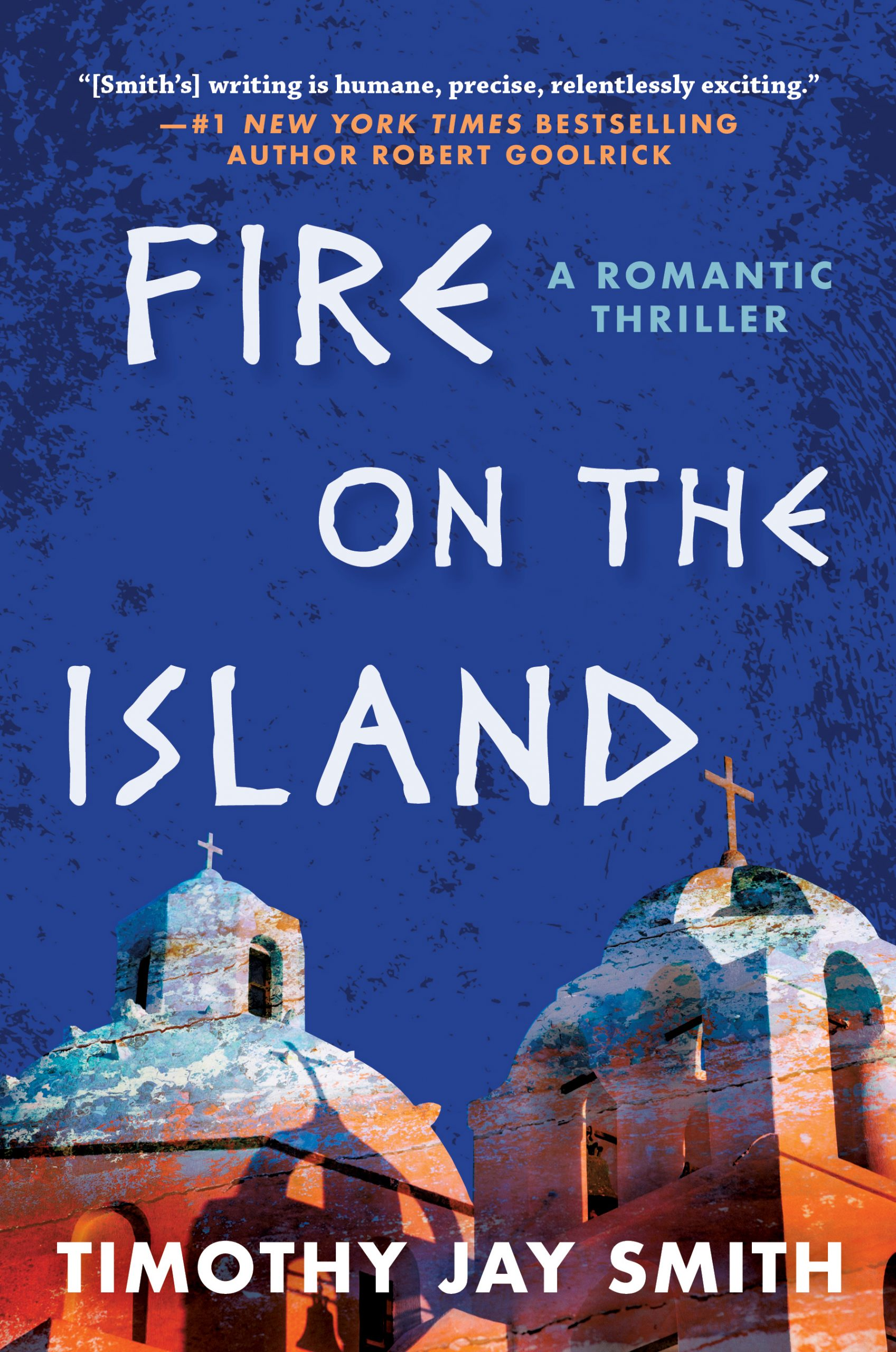 """Book Review: """"Fire On The Island"""" By Timothy Jay Smith"""