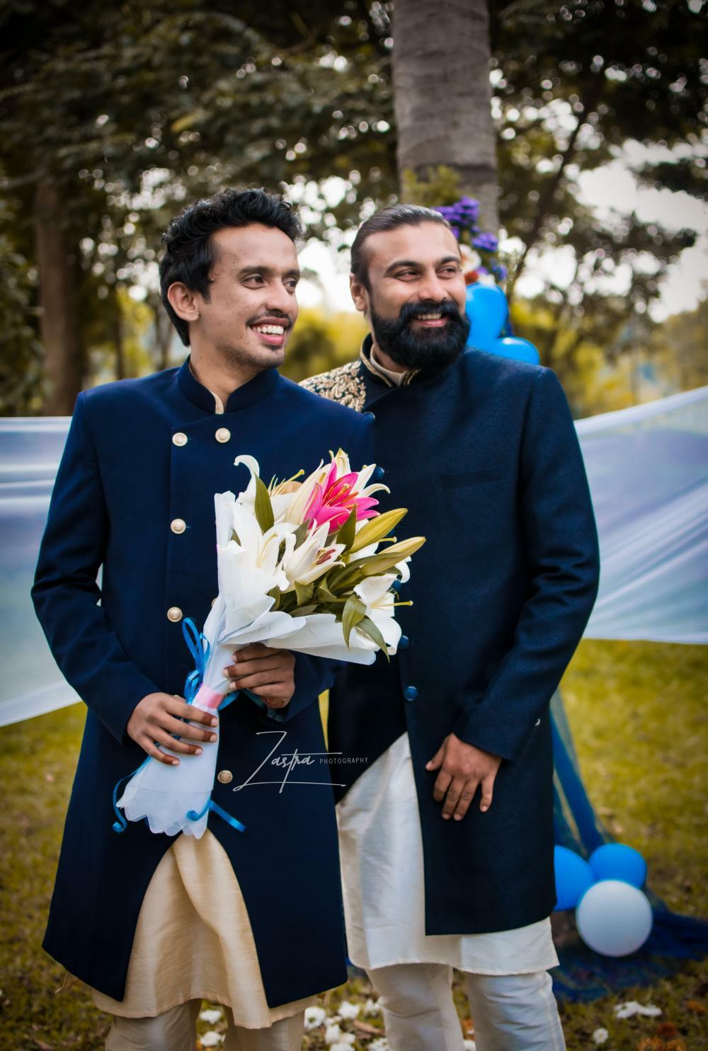 Queer Wedding Alert!: Nived And Rahim