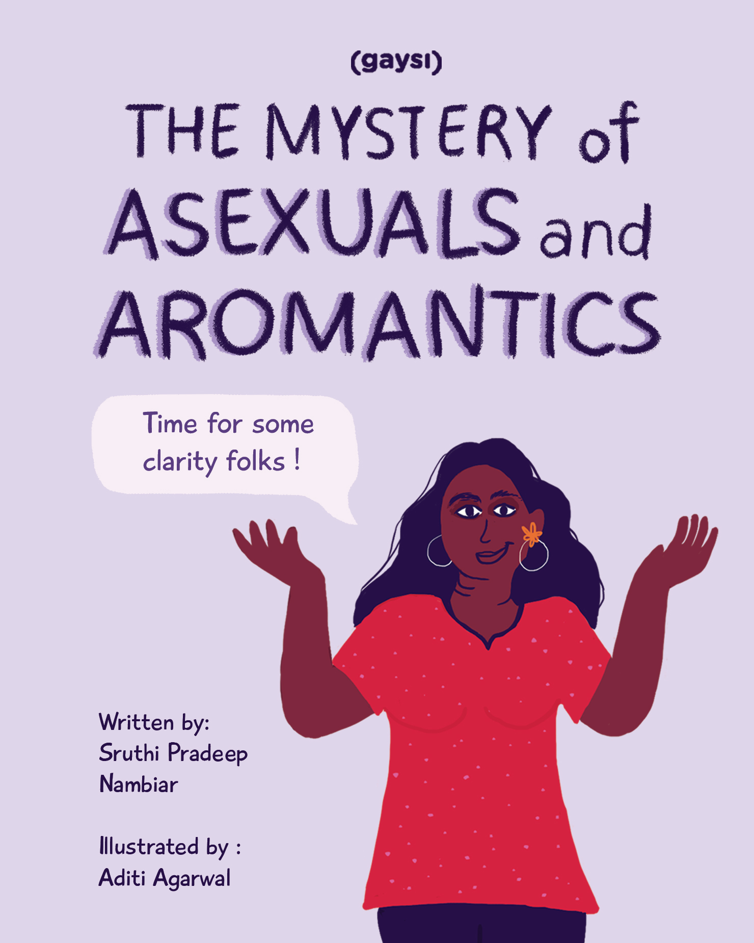 The Mystery Of Asexuals And Aromantics
