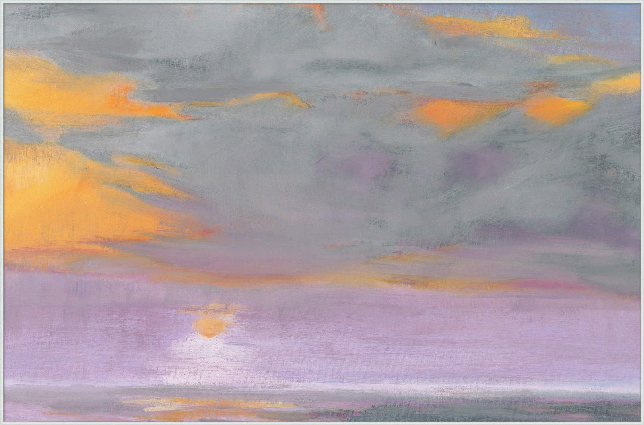 Poem: Tangerine Skies