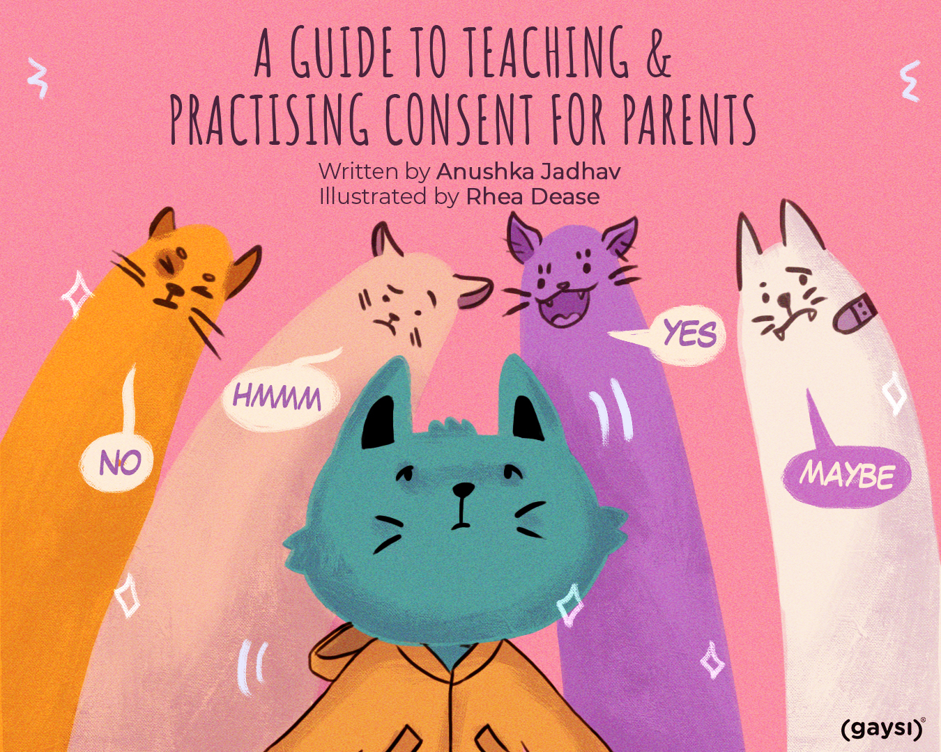 A Guide To Teaching & Practising Consent For Parents