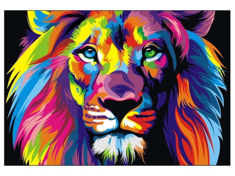 My Coming Out Story: The Rainbow Lion