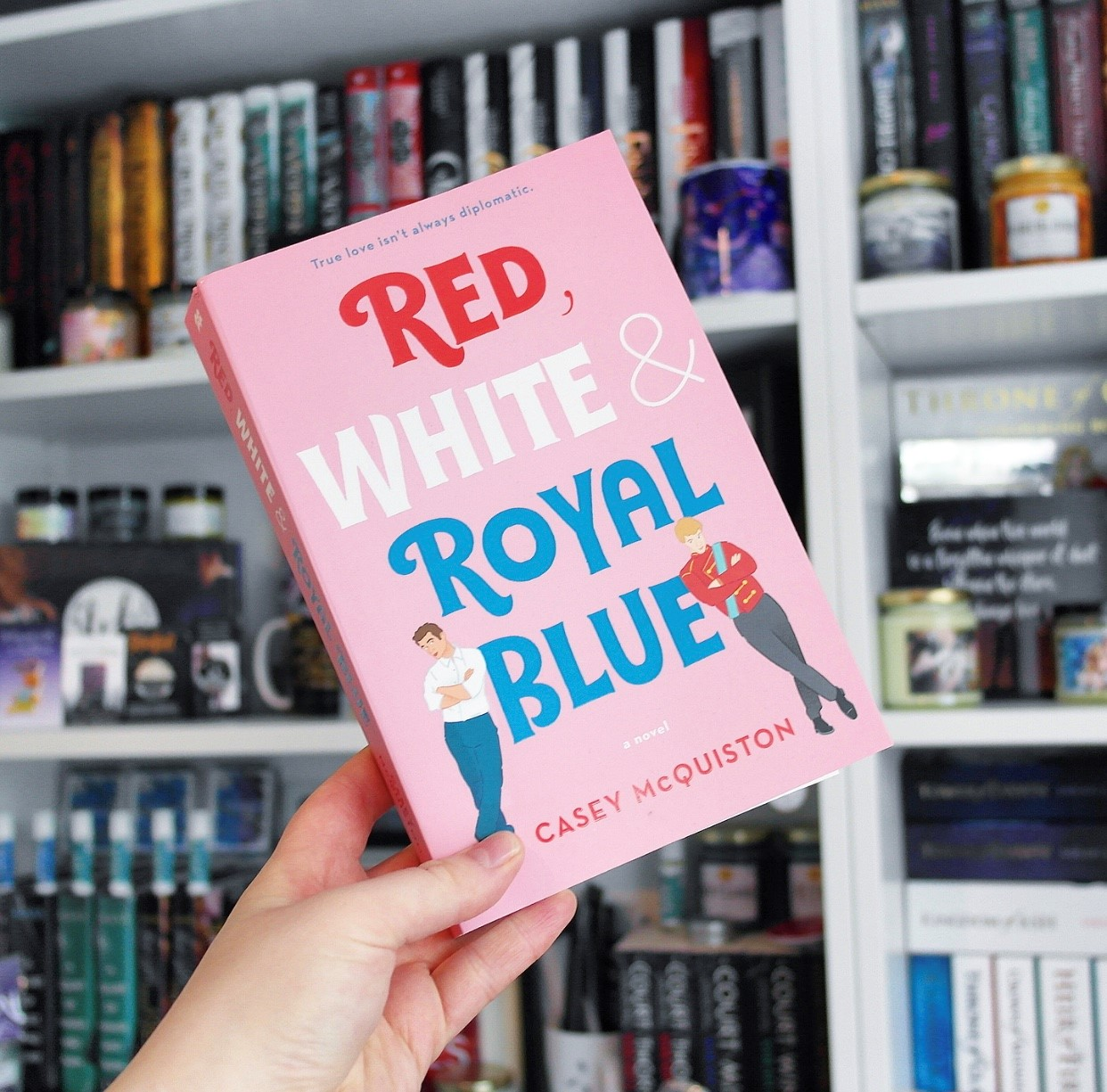 """Book Review: """"Red, White & Royal Blue"""" By Casey McQuiston"""