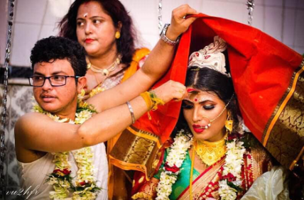 Queer Wedding Alert!: Dipan And Tista