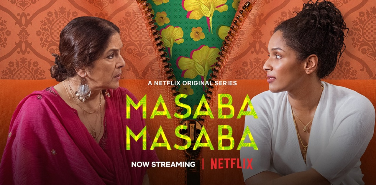 'Masaba Masaba' With It's Laundry List Of Cameos And Uncomfortable Acting, Seems To Fit Perfectly With Netflix's Current Rebranding