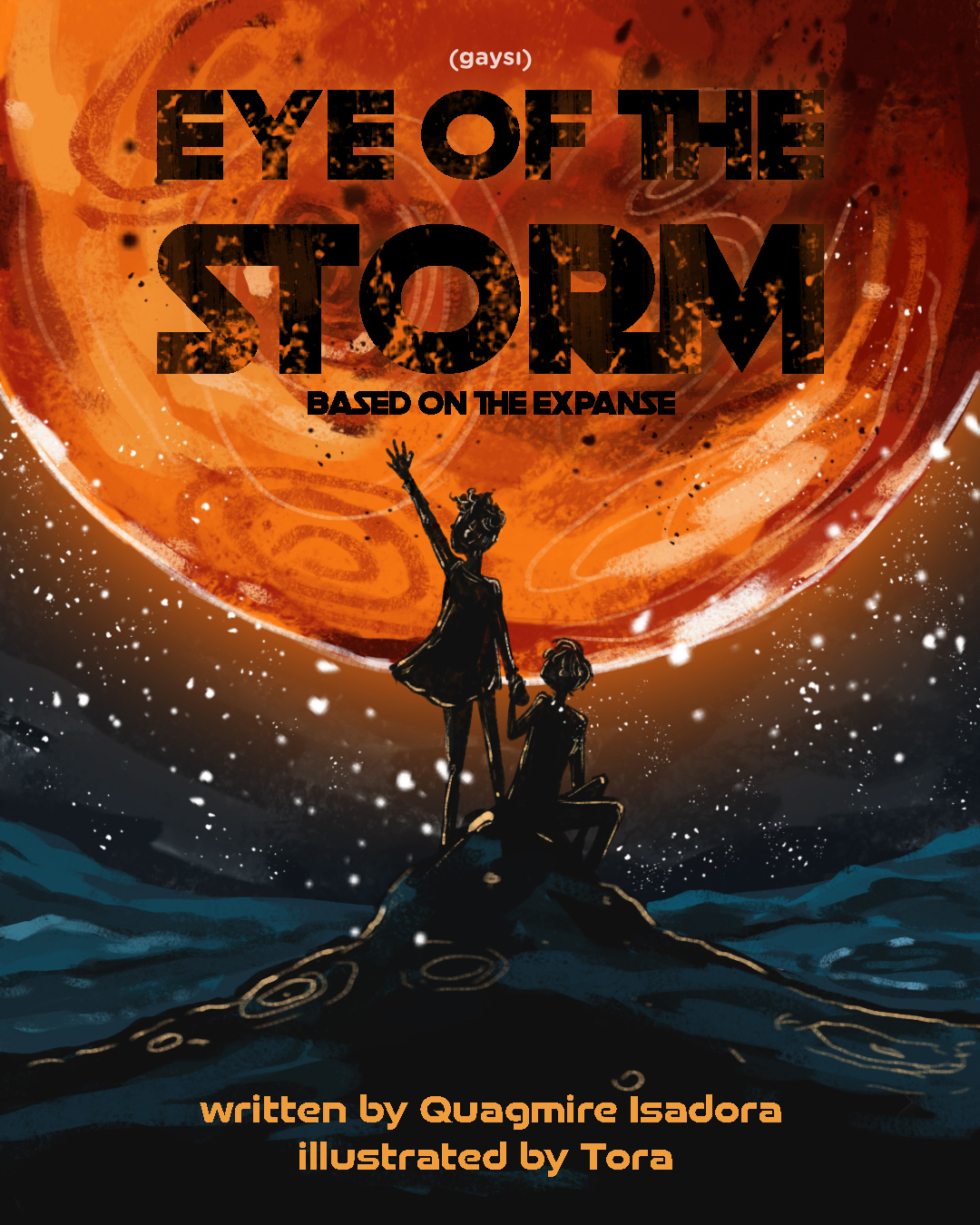 Graphic Fiction: Eye Of The Storm