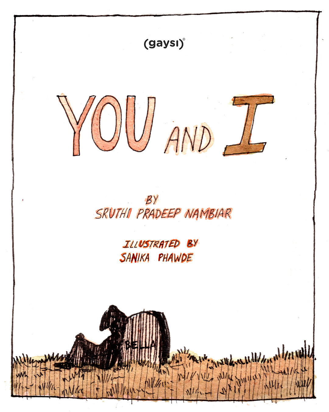 Graphic Fiction: You And I