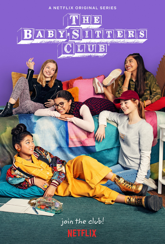The Baby-Sitters Club: A  Nostalgic Trip To The 90s And Early 2000s For Millennials And Older Gen Z Kids.