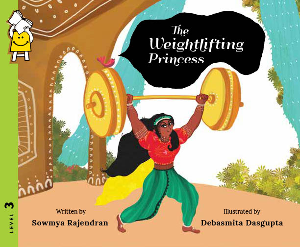Children's Book 'The Weightlifting Princess' Is A Short, Engaging And Sharp Commentary On Femme Agency