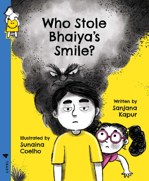 """""""Who Stole Bhaiya's Smile"""" Is A Must-Read For Children And Their Parents To Unpack Mental Health And Depression Together In A Family-Friendly Way"""