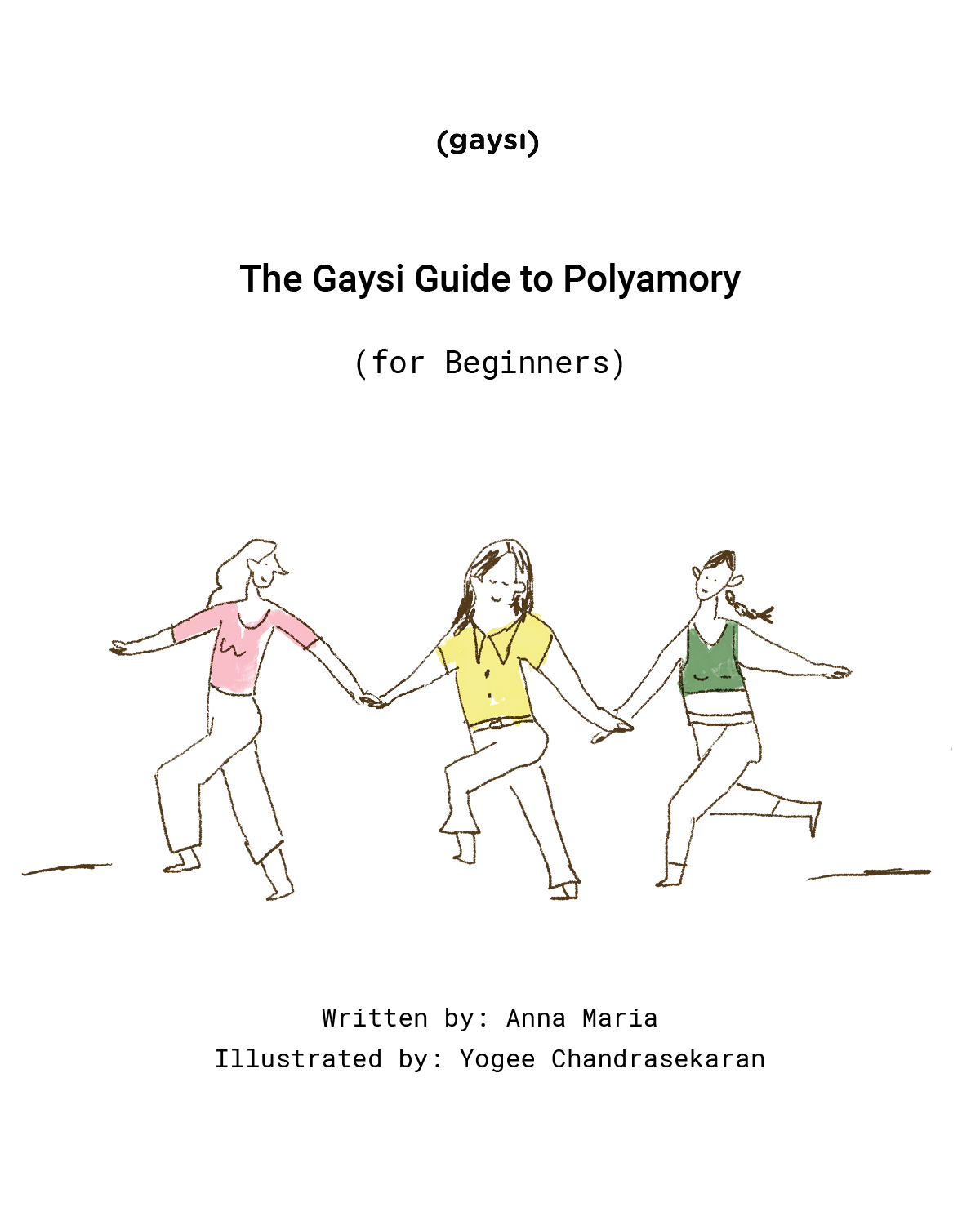 The Gaysi Guide To Polyamory (For Beginners)